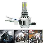 KIT Phare LED Xenon Blanc Ampoule h4 18 W 2000LM LED DC12-24V pour Moto
