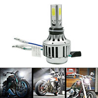 KIT Phare LED Xenon Blanc Ampoule h4 18 W 2000LM LED DC12-24V pour Moto