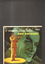 """RAY ANTHONY - i remember glenn miller LP 10"""""""