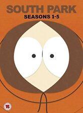 South Park Seasons 1-5 DVD 5053083098322