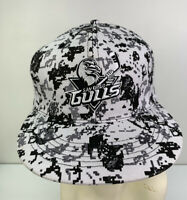 SAN DIEGO GULLS Black and White Digital Camo Adjustable SnapBack Hat Giveaway