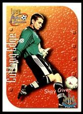 Futera Newcastle United Fans' Selection 1999 - Shay Given (Cutting Edge) #6