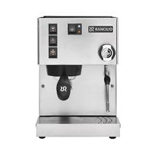 RANCILIO Silvia ECO MODEL 2020 in acciaio INOX opaco espresso perfetto