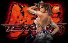 "061 TEKKEN 7 - CHRISTIE MONTEIRO MishimaKazuya Fight Game 38""x24"" Poster"