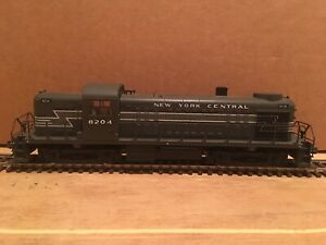 HO Kato New York Central RS-2 Powered Diesel Locomotive NYC #8204 DCC ONLY