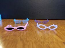 Bratz Dolls Accessories, 4 Pair Sunglasses/Glasses