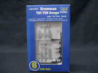 TRUMPETER 1/350 SCALE GRUMMAN TBF / TBM AVENGER BOX OF 6 UNITS MODEL KIT PLASTIC