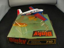 Dinky Toys GB 710 avion Beechcraft S35 Bonanza neuf en boite MIB