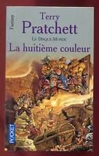 TERRY PRATCHETT: LA HUITIEME COULEUR. POCKET. 2006.