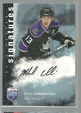 2007-08 Be A Player Signatures #SCA Mike Cammalleri (ref35814)