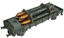 Artmaster 80.306 Torpedos u Zubehör als Ladegut H0 1:87 Bausatz unbemalt Resin