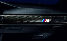 2x BMW M Sticker Dashboard Decal Interior Trim M3 M5 X5 E60 E65 F10 F30 F32 E92
