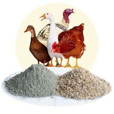 Sparpaket: Hüfisan Hühnereinstreu gegen Milben + Avesgran Magenkies für Geflügel