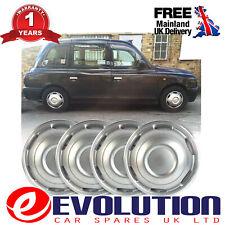 """Fairway 4X TX Conjunto de funda de ajuste de rueda de 16/"""" pulgadas para Londres Taxi//LTI FX"""