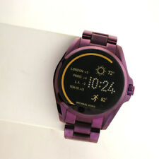 Michael Kors Access Touchscreen MKT5017 Bradshaw Smartwatch Stainless link Band