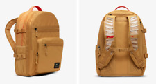 Nike Utility Power Backpack Ck2663-790 Wheat
