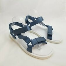 Vince Destin Strap Sandals Beringsea Blue 10 New