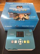 Canon Selphy CP-780 Compact Photo Printer With Box E10