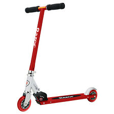 NEW Razor Scooter S Sport Red Colour Age 5+ ABEC-5 Bearings Ride-On Toys
