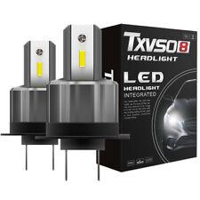 TXVSO8 2X H7 LED Headlight Bulbs for Ford Focus Escort 110W 28000LM 6000K C D6R0