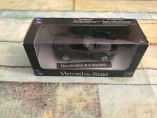 Voiture miniature Mercedes Benz SLK 350 2005 New Ray  au 1/43