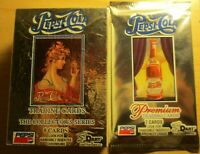 NEW Dart Premium Pepsi Cola 107 trading cards collectors series 1994 & 96 combo