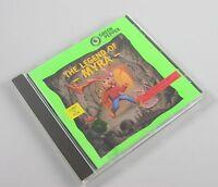The Legend of Myra PC DOS Rarität Junp & Run von Grandslam 1993