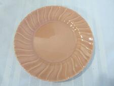 """Franciscan Ware Coronado Coral Glossy 8 1/8"""" Salad Plate (s)"""