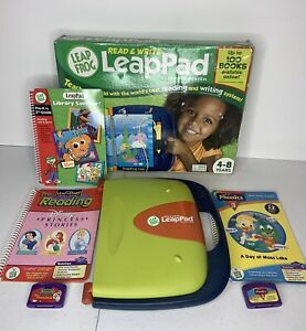LeapFrog LeapPad Read&Write Learning System And 2 Books FREE SHIPPING