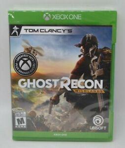Tom Clancy's Ghost Recon: Wildlands (Microsoft Xbox One, 2017) STILL SEALED!