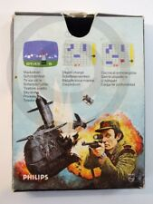 !!! Philips g7000 juego videopac 16 Marksman proteger firmemente, Gebr. pero bien!!!