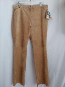 Covington Washable Suede Pants MSRP $98 Size 18