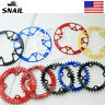 32-42T 104BCD Round/Oval MTB Road Bike Crankset Chainring Guard Chainring Bolts