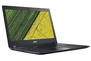 """Acer Aspire 3 A315-21 a4-9120 8GB 1TB WIFI BT HDMI WEBCAM 15.6"""" W10"""