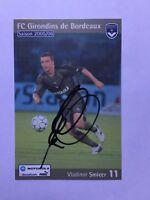 Autogramm VLADIMIR SMICER-Girondins Bordeaux-NS TSCHECHIEN-Ex-FC Liverpool-AK