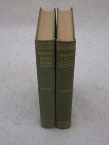 Lot of 2 SOPHOCLES 1 & 2 Loeb Classical Library F. Storr