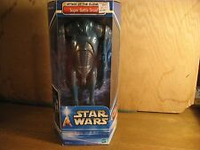"Hasbro Star Wars Attack of the Clones Super Battle Droid 12"" Figure"