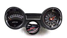 "1964 65 FORD MUSTANG RALLY-PAC KIT V8 W/ 8000 RPM ""FORD"" TACHOMETER 64F-13508-MF"