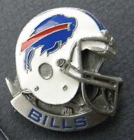BUFFALO BILLS NFL FOOTBALL HELMET HAT OR LAPEL PIN BADGE 1 INCH
