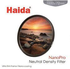 Haida 72mm NanoPro MC ND1000 Filter Neutral Density ND 72 10 Stop ND3.0 NEW