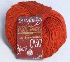 Cascade Yarns 220 100% Superwash Yarn Color 815