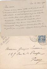 ✒ [Ambroise THOMAS & Mignon] P.A.S Charles MALHERBE compostieur violoniste