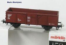 H0 offener Güterwagen El-u 061 DB Märklin 4430 NEU OVP