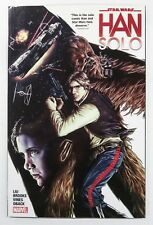 Star Wars Han Solo Marvel Graphic Novel Comic Book