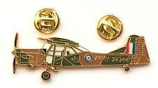 RAF Auster AOP.9 Aeroplane Army & Royal Air Force Lapel Pin Badge *Official*