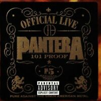 Pantera - Official Live NEW CD