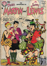 The Adventures of Dean Martin and Jerry Lewis Comic Book #39 DC 1957 VERY GOOD+