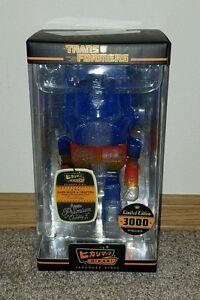 Transformers Optimus Prime Clear Glitter Hikari Figure Funko Free Shipping
