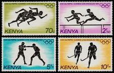 ✔ KENYA 1984 - OLYMPIC GAMES LOS ANGELES GOOD SET - MI. 292/295 ** MNH [AFKN292]