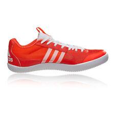 Zapatillas deportivas de hombre adidas color principal rojo sintético